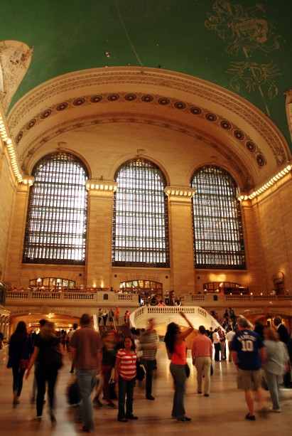 Grand Central at Noon