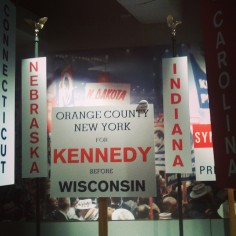 Indiana love for JFK.