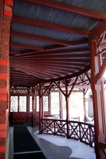 Porch Longview Vertical
