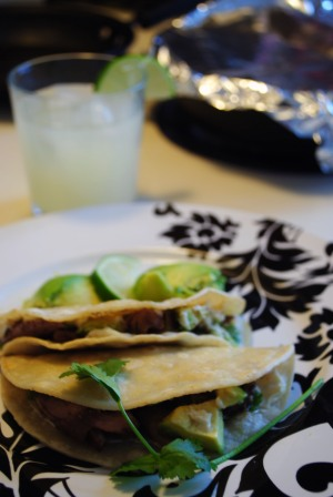 Jerk Chicken Tacos
