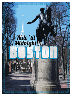 Ride til Midnight in Boston